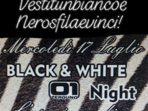 Black & White Night